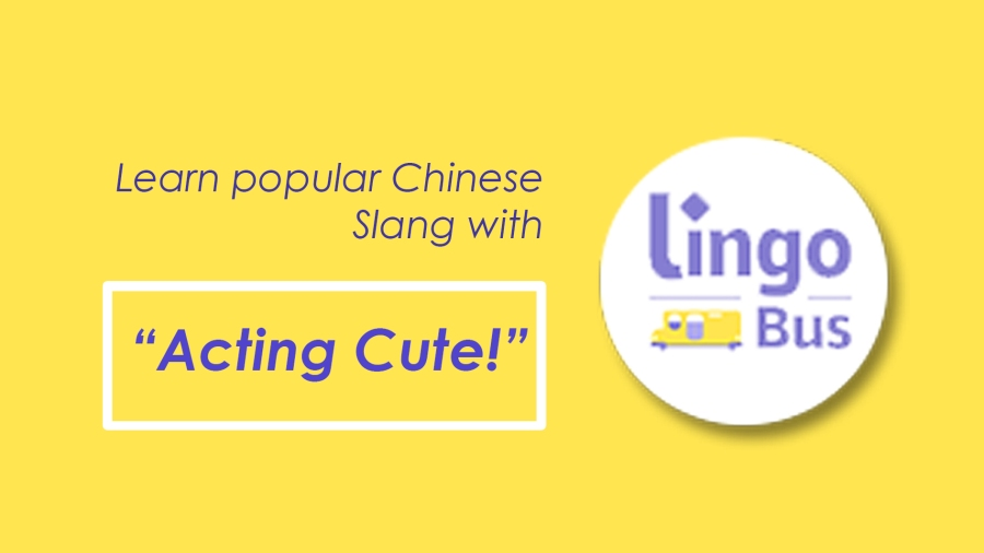 Learn Popular Chinese Slang