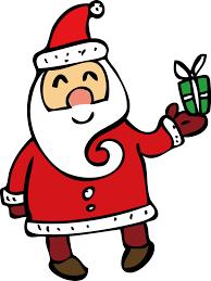 Old Christmas man