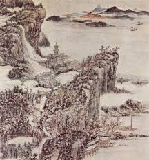 Traditional Chinese painting 1