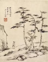 Traditional Chinese painting 7